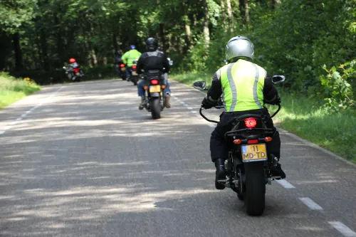 Motorrijbewijspoint Krimpen aan den IJssel motor lesplan