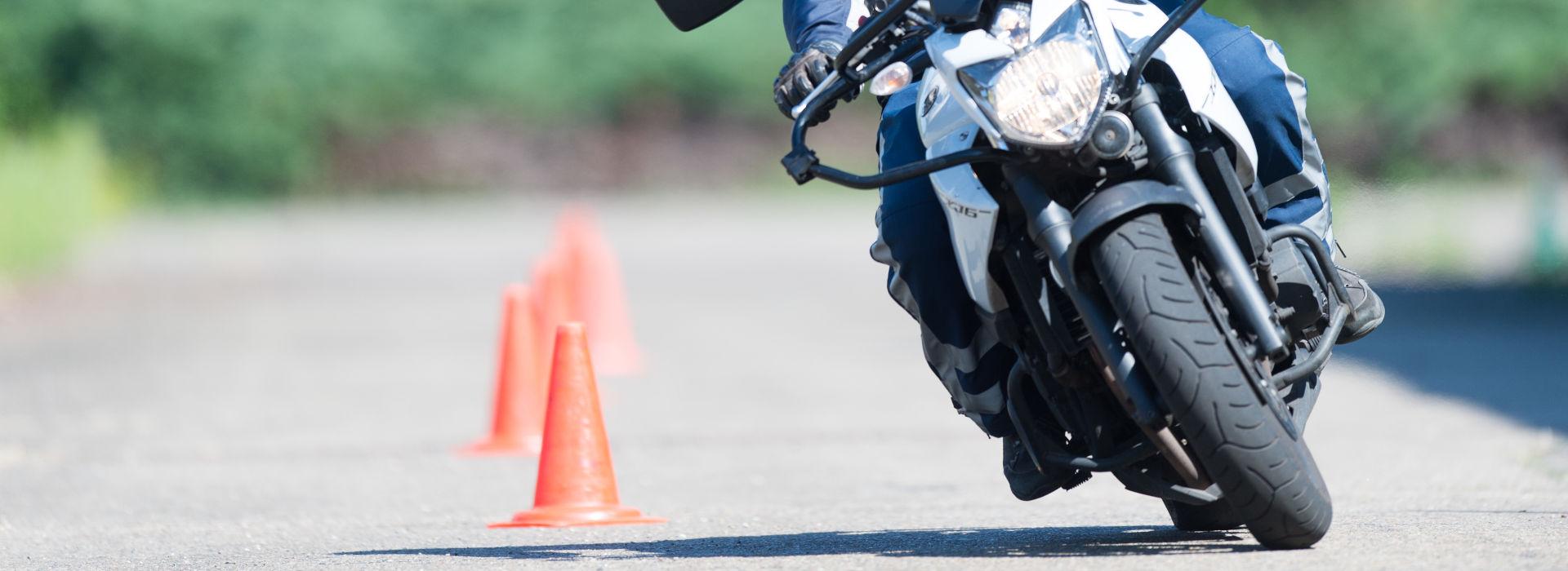 Motorrijbewijspoint Krimpen aan den IJssel motor rijvaardigheid