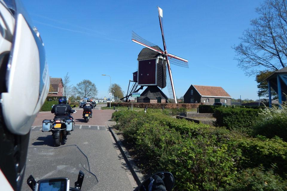 Motorrijbewijspoint Krimpen aan den IJssel motorrijlesplan